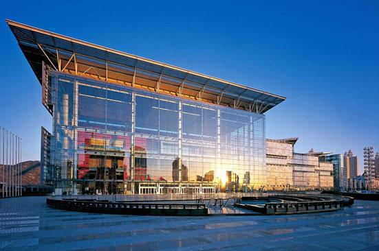 大连星海会展中心